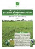 Mélanges de semences pour prairies de longue durée en France