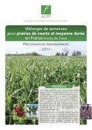Mélanges de semences pour prairies de courte et moyenne durée