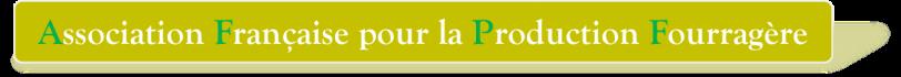 Association francaise pour la production fourragère
