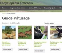 Accueil site encyclopédia pratensis PNG