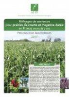 Mélanges de semences pour prairies de courte et moyenne durée PNG
